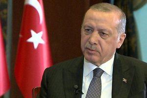 Tổng thống Thổ Nhĩ Kỳ Erdogan: 'Bức thư của ông Trump thật khó quên'