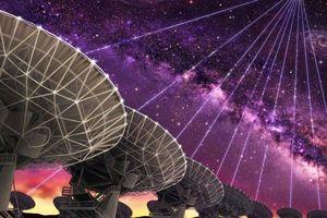 Trung Quốc phát hiện những vụ chớp sóng radio bí ẩn trong không gian