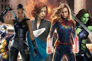 Dàn nhân vật nữ của Marvel sẽ kết hợp nhờ sự giúp đỡ của Scarlett Johansson!