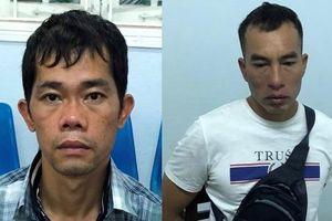 Bắt giữ nhóm người nước ngoài mang xà beng và găng tay vào Việt Nam thực hiện hàng loạt vụ trộm