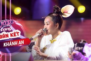 Khánh An: 'Con tự hào vì là thành viên của Team Xinh lung linh và bài hát nào cũng thể hiện thành công'