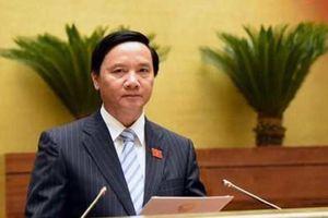 Ông Nguyễn Khắc Định chính thức tiếp quản 'ghế nóng' Bí thư Tỉnh ủy Khánh Hòa