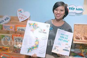 Đem đồ chơi sạch thuần Việt đến với trẻ em