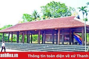Đình Mường Đòn – nét biểu trưng văn hóa đặc sắc của người Mường Thạch Thành