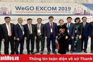 Chủ tịch UBND tỉnh Nguyễn Đình Xứng kết thúc tốt đẹp chuyến thăm và làm việc tại Hàn Quốc