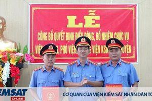 Lãnh đạo trẻ đầy nhiệt huyết trong công tác ngành Kiểm sát nhân dân tỉnh Kiên Giang