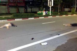 Vụ tai nạn khiến 2 nữ sinh viên thương vong đã có clip ghi lại