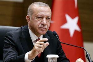 Tổng thống Erdogan dọa 'nghiền nát' người Kurd nếu vi phạm lệnh ngừng bắn