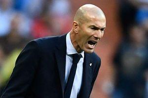 Zidane thừa nhận hàng công Real chơi quá tệ trước Mallorca