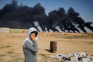 Vợ lính Mỹ viết tâm thư gửi người Kurd: 'Tôi lo cho an nguy của bạn'