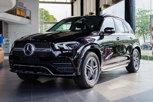 Mercedes GLE 2019 sắp bán tại Việt Nam có thêm một loạt công nghệ mới