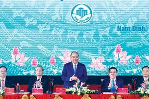 Thủ tướng Nguyễn Xuân Phúc: Chương trình xây dựng nông thôn mới tạo bước đột phá lịch sử