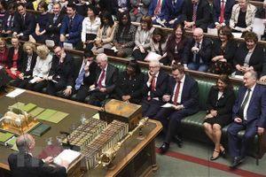 Quốc hội Anh bỏ phiếu hoãn quyết định về thỏa thuận Brexit mới