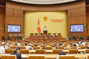 Sáng mai, Kỳ họp thứ 8 Quốc hội khóa XIV khai mạc