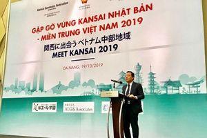 Hội nghị Gặp gỡ Vùng Kansai Nhật Bản – Miền Trung Việt Nam 2019