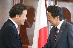 Thủ tướng Hàn Quốc và Nhật Bản sẽ gặp nhau nhân lễ đăng quang của Nhật Hoàng