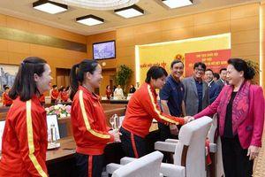 Đội tuyển bóng đá nữ Việt Nam quyết săn 'vàng' SEA Games 30 và tiến sâu tại vòng loại Olympic 2020