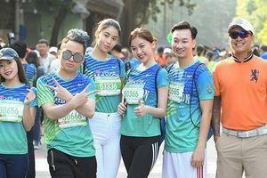 Tự Long- Tuấn Hưng - Tùng Dương thi chạy từ thiện