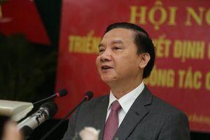 Chân dung tân Bí thư Tỉnh ủy Khánh Hòa Nguyễn Khắc Định