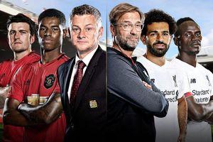 Trực tiếp MU vs Liverpool: Quỷ đỏ đại chiến