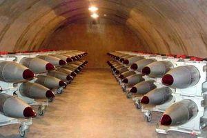 Số phận 'khó đoán' của 50 quả bom hạt nhân Mỹ tại Thổ Nhĩ Kỳ giữa căng thẳng Syria