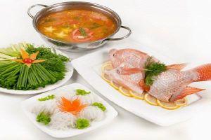 Ra mắt mẹ chồng ấn tượng với món lẩu cá diêu hồng kiểu Thái