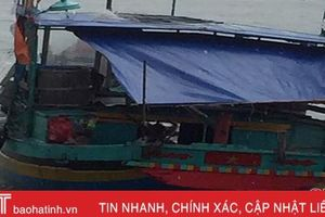Ngư dân mất tích ở biển Hà Tĩnh, thi thể tìm thấy tại Quảng Bình