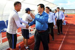 Đối đầu kỳ phùng địch thủ, Dương Hồng Sơn mong muốn học trò thi đấu như những chiến binh