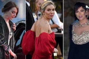 Dàn sao hạng A tham dự đám cưới của Jennifer Lawrence