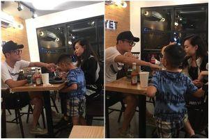 Chí Nhân lộ ảnh đi ăn cùng gái lạ, rộ nghi án đã chia tay MC Minh Hà