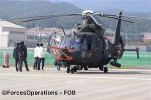 Xe tăng Triều Tiên 'hết đường sống' khi trực thăng LAH Hàn Quốc mang tên lửa Brimstone