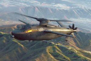 Lộ diện thêm trực thăng trinh sát - tấn công tàng hình siêu tốc của Mỹ