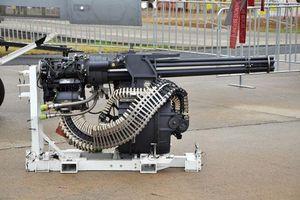 Giải mã 'hỏa thần' 6 nòng M61 Vulcan bắn 6.000 viên 1 phút của Mỹ