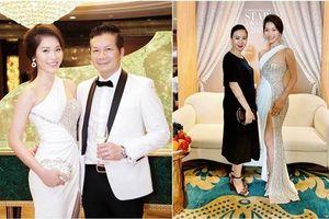 Hiếm hoi mới đi dự sự kiện cùng chồng, bà xã Shark Hưng đẹp hút mắt với nhan sắc và body 'cực phẩm'