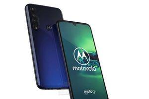 Moto G8 Plus lộ ảnh báo chí: 03 camera sau, chip SD665, ra mắt ngày 24/10