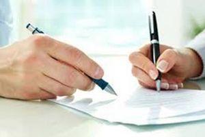 Thời điểm thực hiện nghĩa vụ hợp đồng theo thỏa thuận