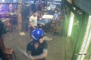 Đà Nẵng: Truy bắt nhóm côn đồ xông vào nhà hàng đập phá
