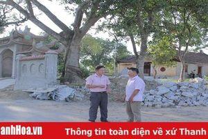 'Dân vận khéo' ở xã Hoằng Châu