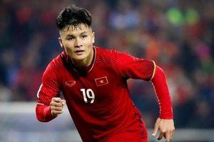 Sau thành tích ở vòng loại World Cup 2022, báo châu Á nói gì về Quang Hải?