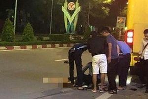 Xe khách tông xe máy, 2 nữ sinh viên Đại học Vinh thương vong