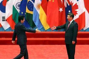 Cải thiện quan hệ, Nhật-Trung vẫn khúc mắc vấn đề tranh chấp lãnh thổ