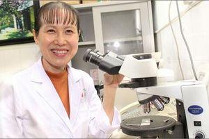 Nữ bác sĩ với những nghiên cứu đột phá về điều trị loãng xương