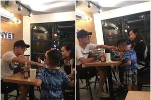 Chuyện showbiz: Chí Nhân đi ăn cùng gái lạ, nghi vấn chia tay Minh Hà
