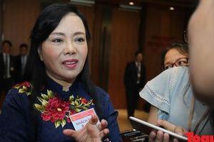 Bộ trưởng Nguyễn Thị Kim Tiến 'trải lòng' trước khi rời cương vị 'tư lệnh' ngành y tế