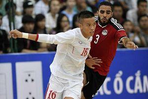 Chủ nhà Futsal Đông Nam Á như đi trên dây