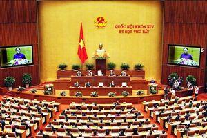 Biển Đông vào nghị trình Quốc hội