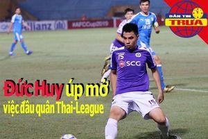 Tuyển thủ VN úp mở việc đầu quân Thai-League; Murray vô địch