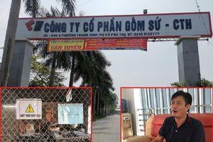 Thông tin bất ngờ vụ đổ dầu thải vào nguồn nước sạch sông Đà