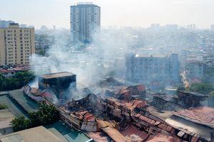 Cử tri bất bình với nạn ô nhiễm môi trường ở đô thị