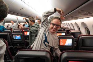 Trải nghiệm đặc biệt trên chuyến bay dài nhất thế giới